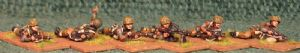 20mm, WW2 British Infantry BAF3 AB 10 figures